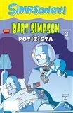 Bart Simpson 3 (3/2013): Potížista - obálka