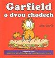Garfield o dvou chodech - obálka