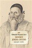 Deníky Johna Deeho - obálka