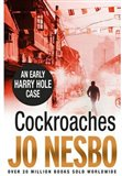 Cockroaches - An Early Harry Hole Case - obálka