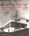 Vila Tugendhat (od Ludwiga Miese van der Rohe) - obálka