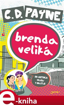 Obálka titulu Brenda Veliká