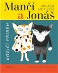 Mančí a Jonáš: Kočičí příběh - obálka
