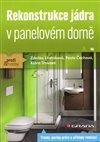 Obálka knihy Rekonstrukce jádra v panelovém domě