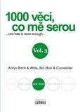 1000 věcí, co mě serou 3 (Kniha, vázaná) - obálka
