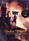 Nindža Timmy a honba za ukradeným smíchem - obálka