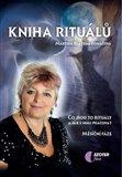 Kniha rituálů (Co jsou rituály a jak s nimi pracovat) - obálka