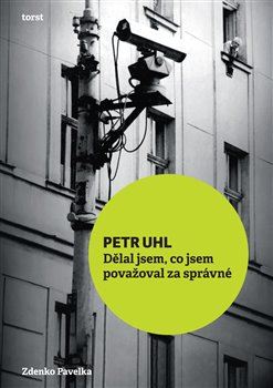 Obálka titulu Petr Uhl