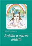 Anička a ostrov andělů - obálka