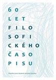 60 let Filosofického časopisu - obálka