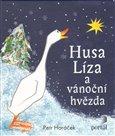 Husa Líza a vánoční hvězda - obálka