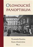 Olomoucké panoptikum - obálka