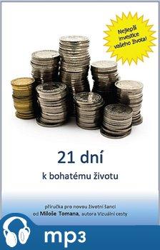 Obálka titulu 21 dní k bohatému životu
