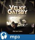 Velký Gatsby - obálka