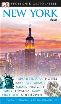 New York - Společník cestovatele. Ilustrovaný průvodce, s kterým nezabloudíte