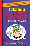 Velkej frajer Nate 5 - obálka