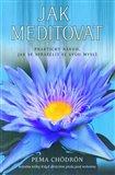 Jak meditovat (Praktický návod, jak se spřátelit se svou myslí) - obálka