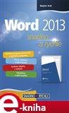 Word 2013 (snadno a rychle) - obálka