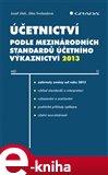 Účetnictví podle mezinárodních standardů účetního výkaznictví 2013 - obálka