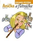 Anička a flétnička - obálka