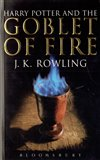 Harry Potter and the Goblet of Fire - obálka