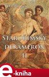Starořímský dekameron II - obálka