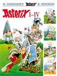 Asterix I - IV - obálka