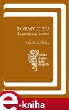 Formy citu: Lacanovská teorie - obálka