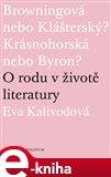 O rodu v životě literatury - obálka