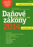 Daňové zákony 2014 (s komentářem změn) - obálka