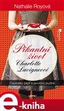 Cayenský pepř a javorový pudink (Pikantní život Charlotte Lavigneové) - obálka