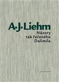 Názory tak řečeného Dalimila - obálka