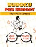 Sudoku pro seniory s vtipy Pavla Kantorka - obálka