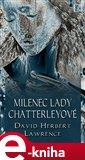 Milenec lady Chatterleyové - obálka