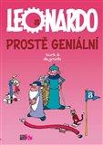 Prostě geniální (Leonardo 8) - obálka
