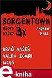 3x Borgentown - město hrůzy II - obálka