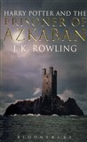 Harry Potter and the Prisoner of Azkaban - obálka