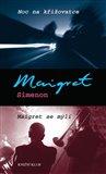 Noc na křižovatce, Maigret se mýlí - obálka