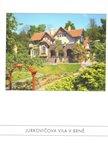 Jurkovičova vila v Brně - obálka