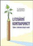 Literární kontrapunkty (Výbor z bohemistických studií) - obálka