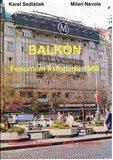 Balkón (Fenomén listopadu 1989) - obálka