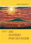 Obálka knihy Nic nového pod sluncem