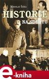 Historie na sobotu - obálka
