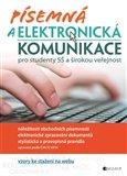 Písemná a elektronická komunikace - obálka