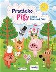 Prasátko Pigy a jeho kouzelný svět - obálka