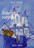 Židovská ročenka 2013/2014 (5774) - obálka