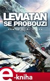 Leviatan se probouzí (Expanze 1) - obálka