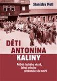 Děti Antonína Kaliny - obálka