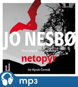 Netopýr, mp3 - Jo Nesbo