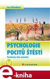 Psychologie pocitů štěstí - obálka